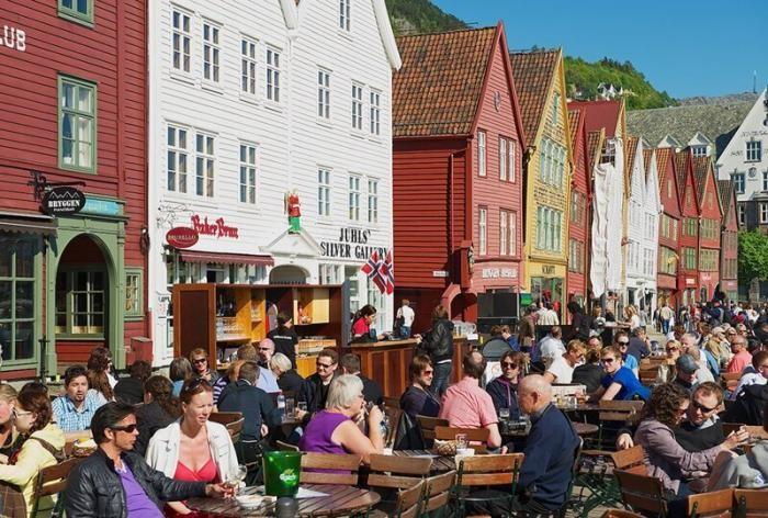Любопытные факты о Норвегии (11 фото)