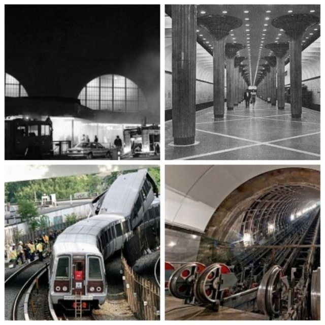 Самые известные аварии в метро (6 фото)