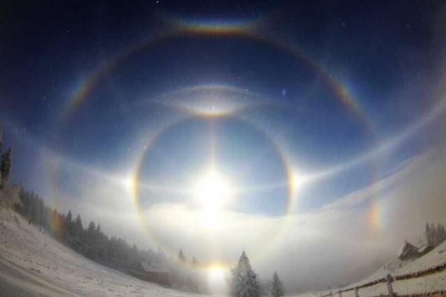 Удивительные явления из нашего мира (10 фото)