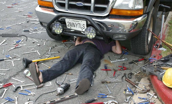 Признаки, указывающие на необходимость продать автомобиль (4 фото)