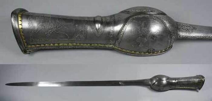 Холодное оружие, от которого стоит держаться подальше (11 фото)