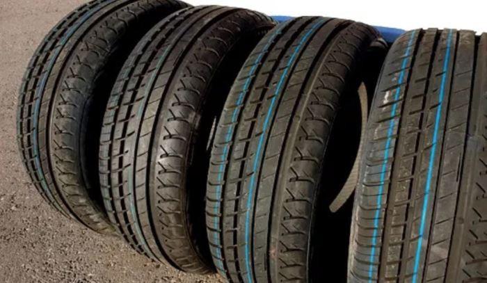 Значение полосок и точек на автомобильных шинах (7 фото)