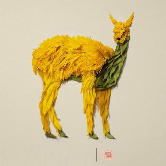 Японец покорил соцсети своими мини-скульптурами (13 фото)