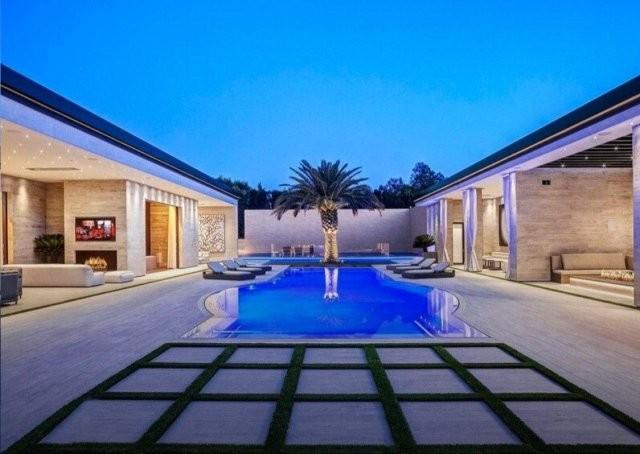 Дом самой молодой миллиардерши за 36 миллионов долларов (11 фото)