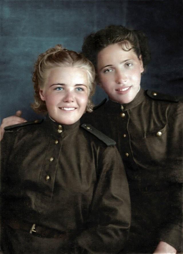 Советские красавицы-героини, подвиг которых нельзя забывать (15 фото)