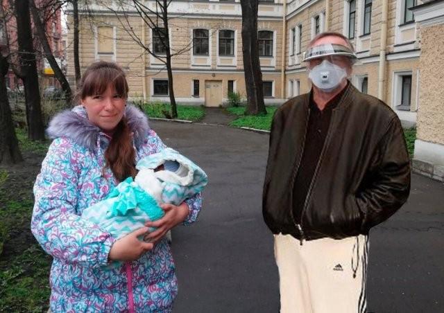 Губернатор Петербурга Беглов в очередной раз стал мемом (11 фото)