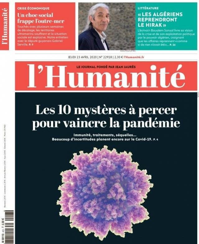Обложки мировых СМИ во времена пандемии коронавируса (15 фото)