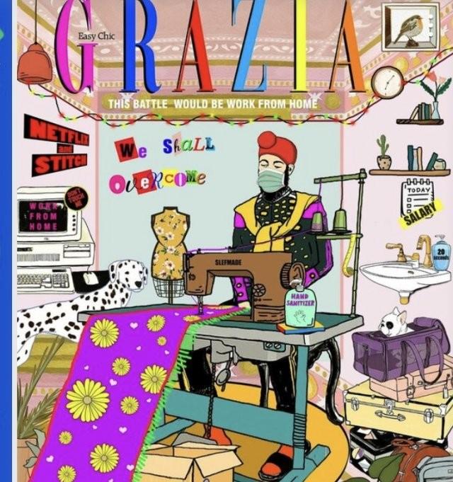 Обложки лучших журналов о коронавирусе (11 фото)