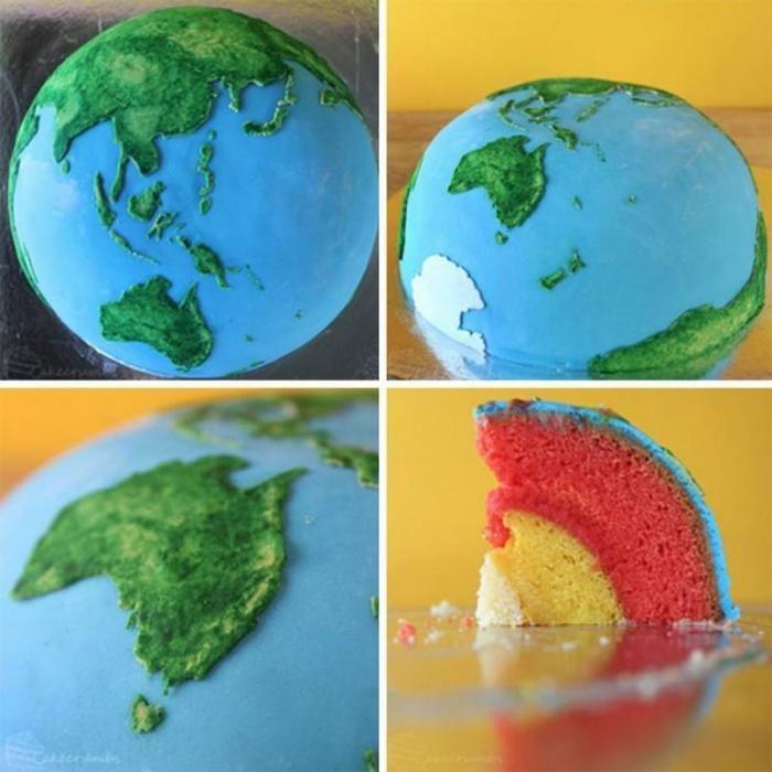 Торты, которые жалко есть (17 фото)
