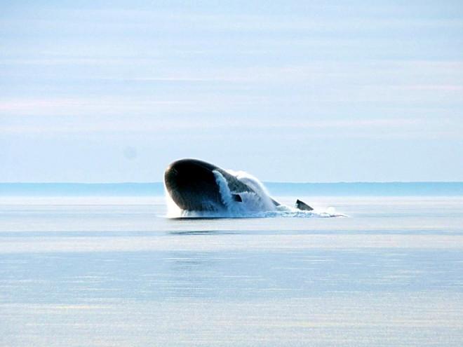 Российская субмарина, которую уважают американцы (2 фото)