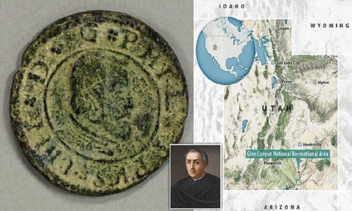Испанские сокровища в Юте оказались гораздо старше Колумба (7 фото)