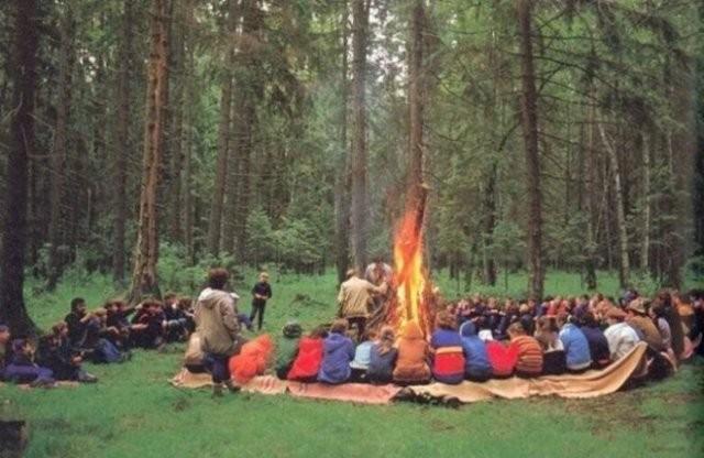 Душевные фотографии из СССР (20 фото)