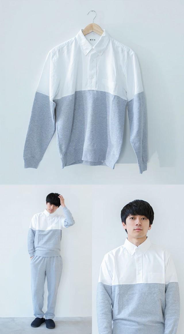 Идеальная пижама для удалённых работников (7 фото)