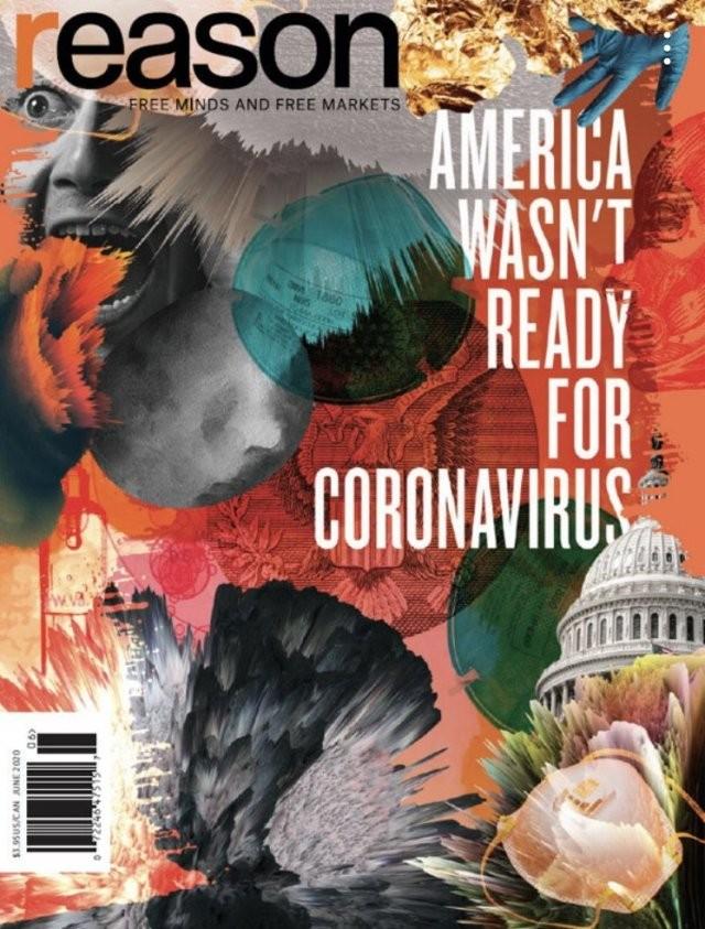 Обложки мировых СМИ в эпоху пандемии коронавируса (14 фото)