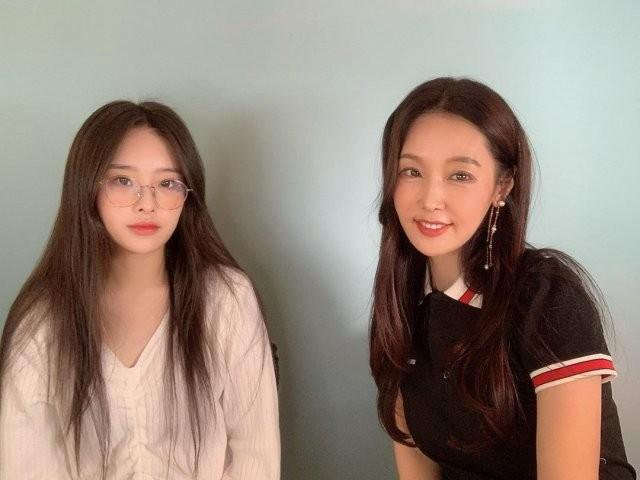 «Богиня вечной молодости» Ли Су Джин и ее дочь (11 фото)