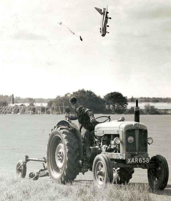 Интересные архивные фотографии (10 фото)