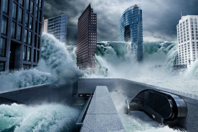 Города, которые по прогнозам скоро исчезнут (3 фото)