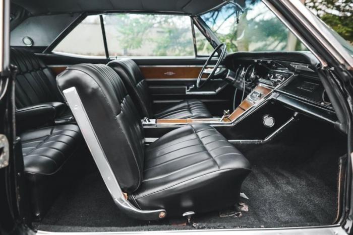 Buick Riviera 1965 – Настоящий злодейский автомобиль! (11 фото)
