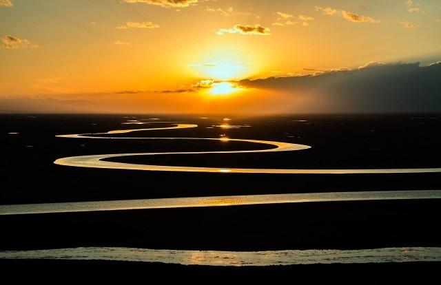 Самые короткие реки в мире (5 фото)