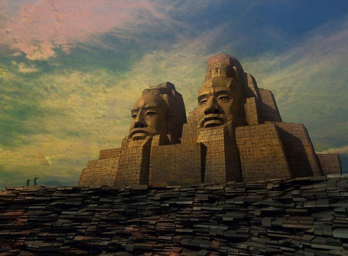 Самые высокие статуи мира (30 фото)