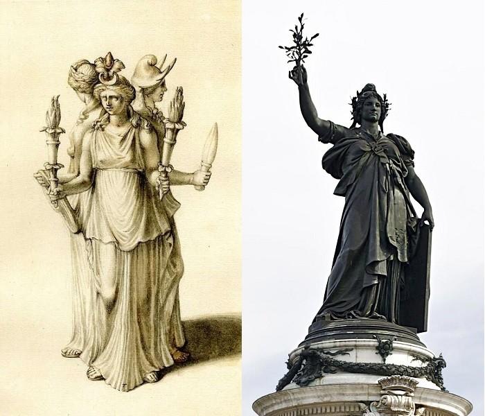 Статуя Свободы: секреты главного символа США (6 фото)