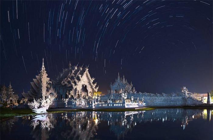 Белый храм Таиланда (15 фото)