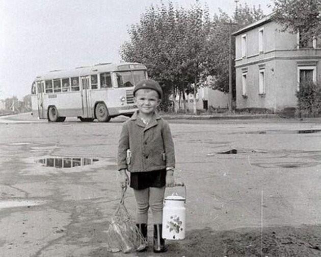 Фотографии из СССР, навевающие теплые воспоминания (15 фото)