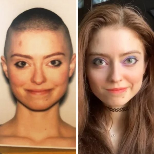 Как пацанки-хулиганки превратились в красивых женщин (17 фото)