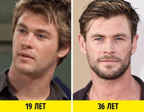 Знаменитые актеры, которым возраст оказался к лицу (21 фото)