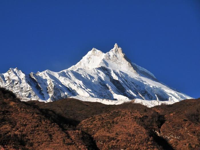 Самые высокие горы мира (11 фото)