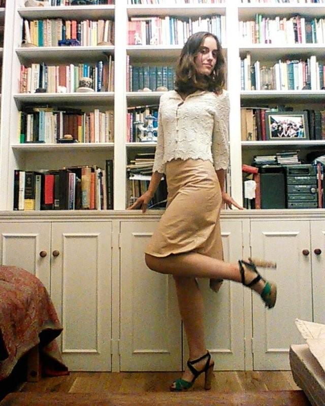 Посмотрите на младшую дочь Иосифа Бродского – Анну (13 фото)