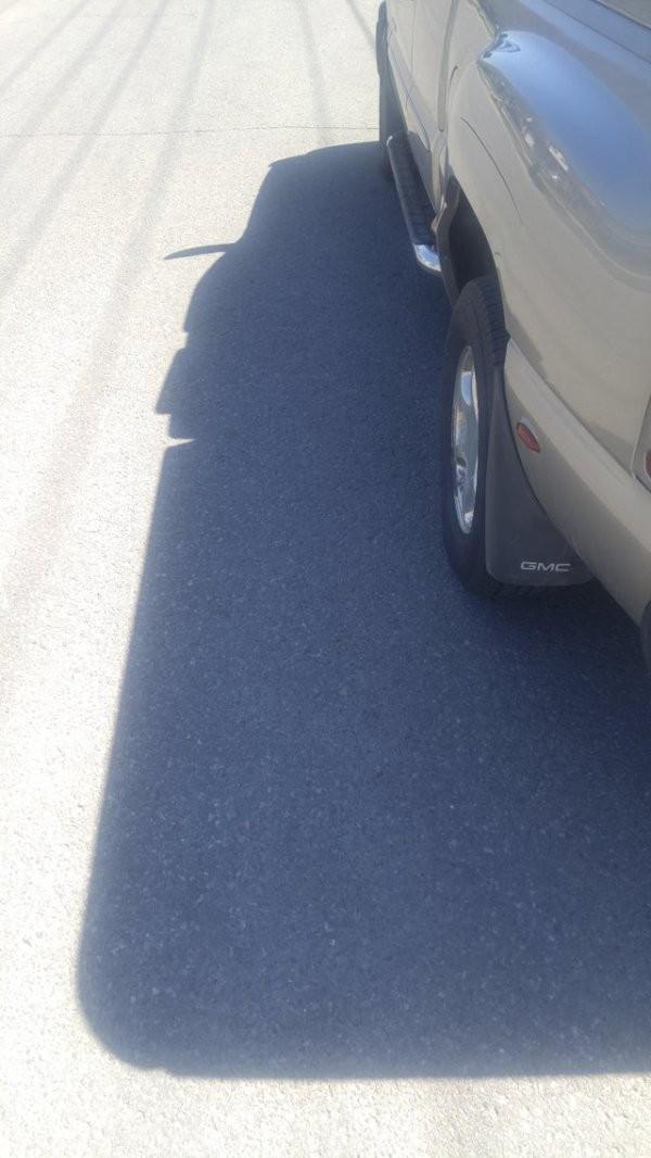Случайные фотографии, на которых тени вышли на передний план (16 фото)
