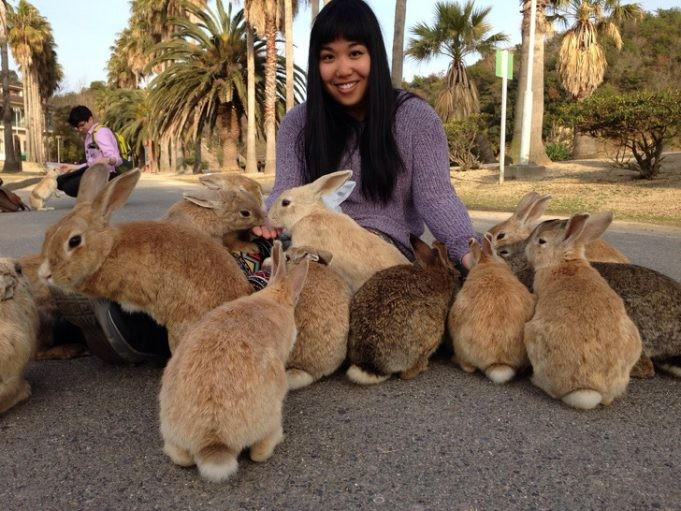 Вещи, из-за которых стоит отправиться в Японию (14 фото)