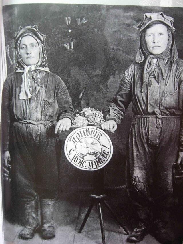 Исторические фото, наглядно показывающие, что такое феминизм (20 фото)