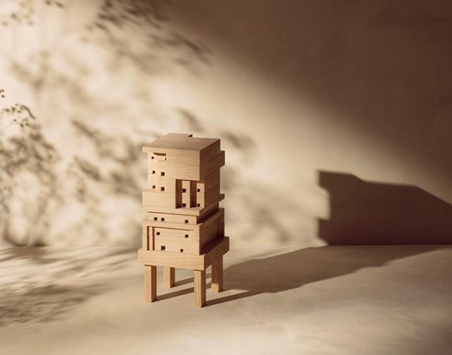 IKEA призывает людей строить дома для пчёл (10 фото)