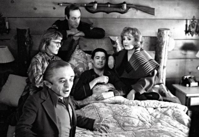 Подборка исторических кадров о кино (15 фото)