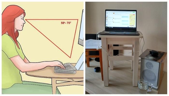 Как защитить спину от болей при сидячей работе (6 фото)