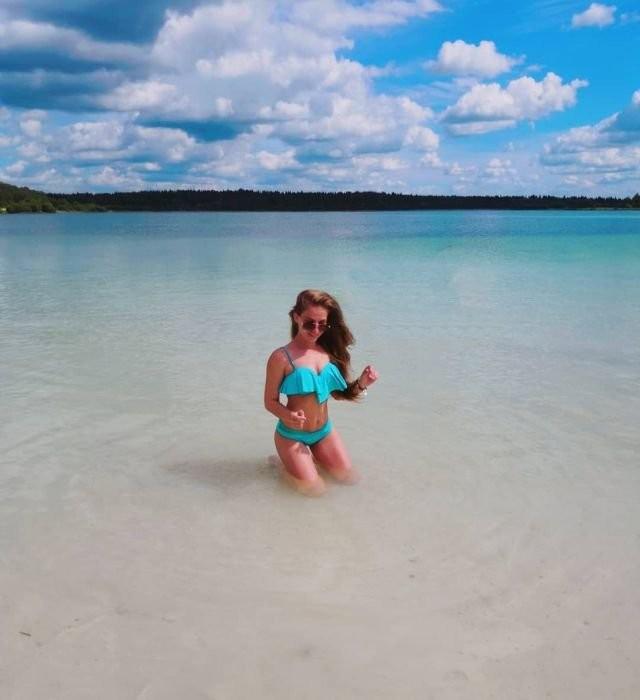 Мальдивы в Ленобласти: у петербуржцев уже началось лето (16 фото)