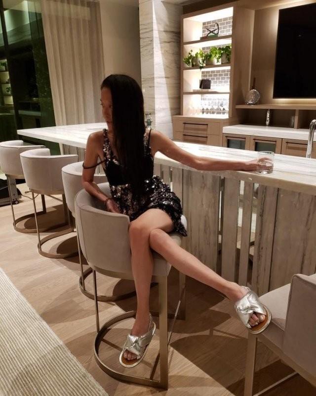Дизайнер Вера Вонг: догадаетесь, сколько ей лет? (15 фото)