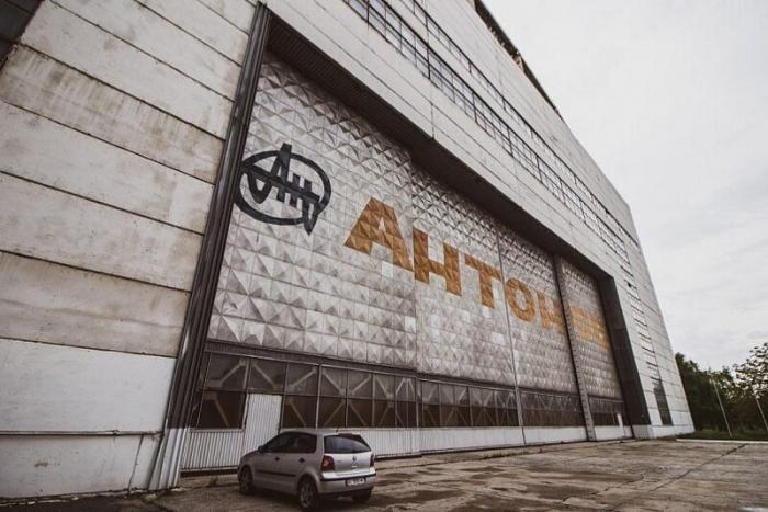 Как умирает легендарный «Антонов» (5 фото)