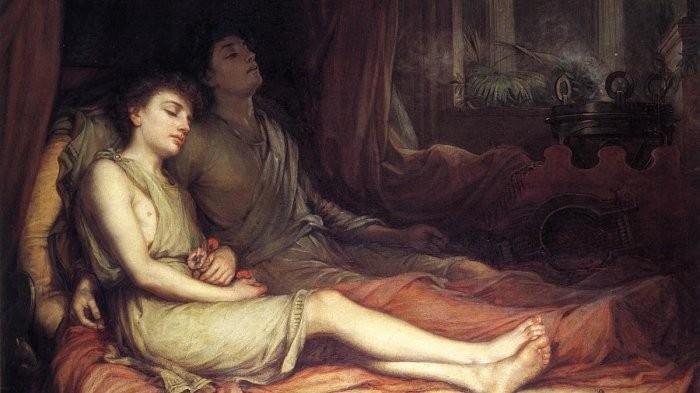 Что вынуждало людей в прошлом спать сидя? (5 фото)