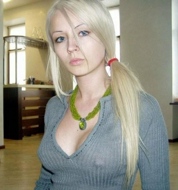 Блондинки (50 фото)