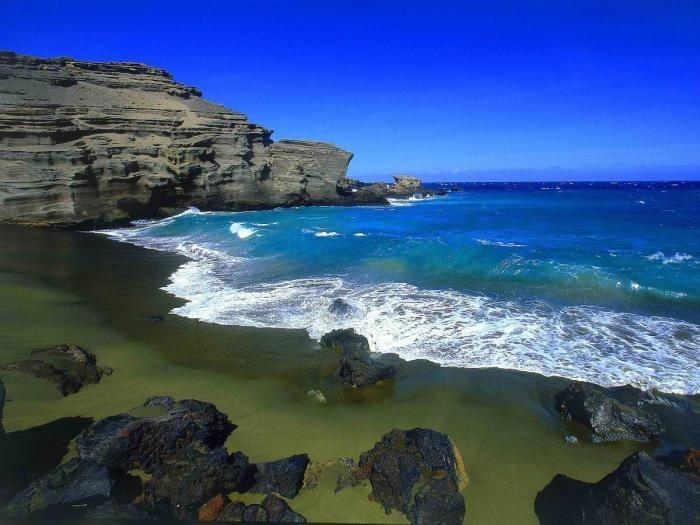 Пляжи, на которых так хотелось бы оказаться прямо сейчас (22 фото)