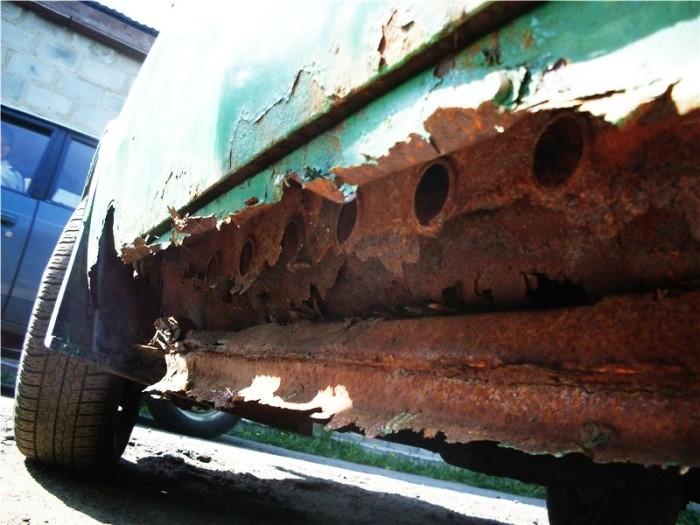 Распространенные ошибки, из-за которых коррозия портит кузов (5 фото)