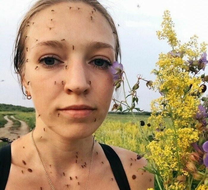 Каких людей предпочитают комары? Основные типажи (4 фото)