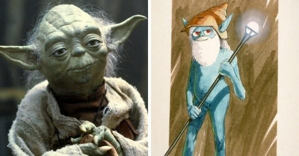 Как могли бы выглядеть популярные фантастические персонажи (12 фото)