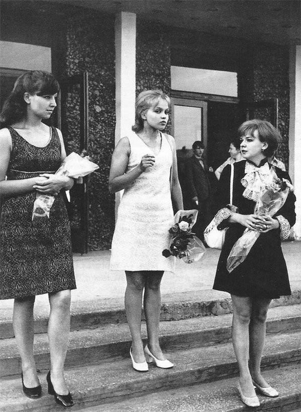 Архивные фото знаменитостей (19 фото)