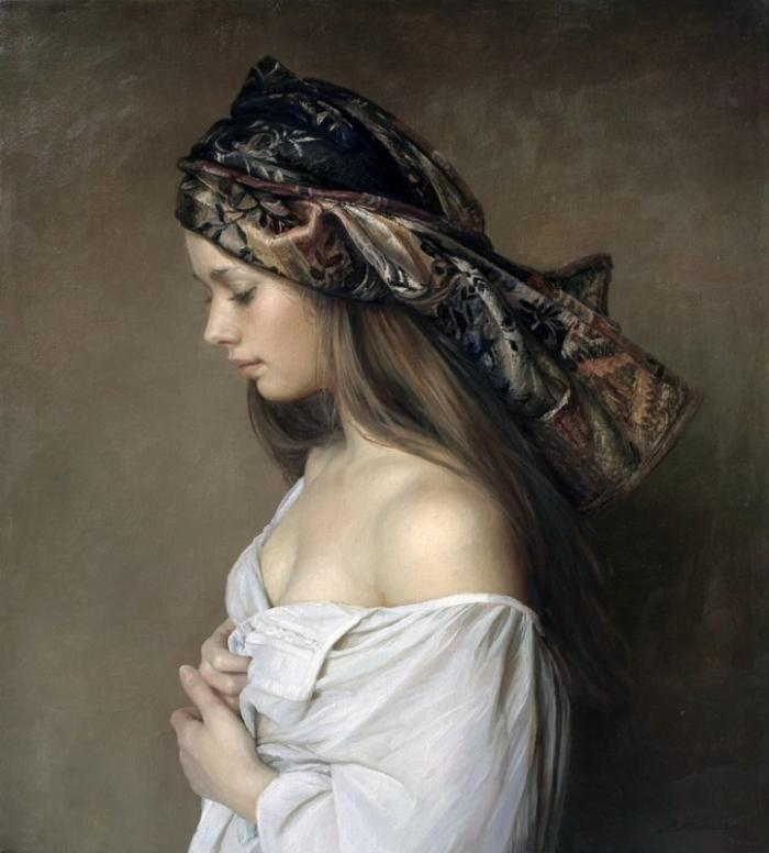 Современные художники, которые восхищают своими картинами (10 фото)