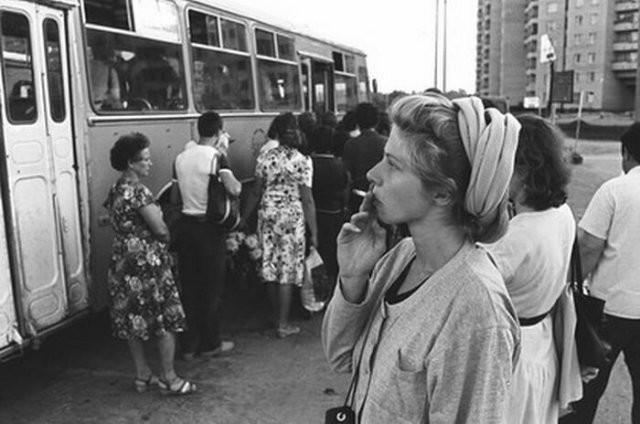 Фотографии из советского прошлого, навевающие воспоминания (30 фото)