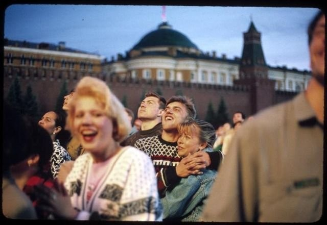 Подборка фотографий из 90-х (21 фото)